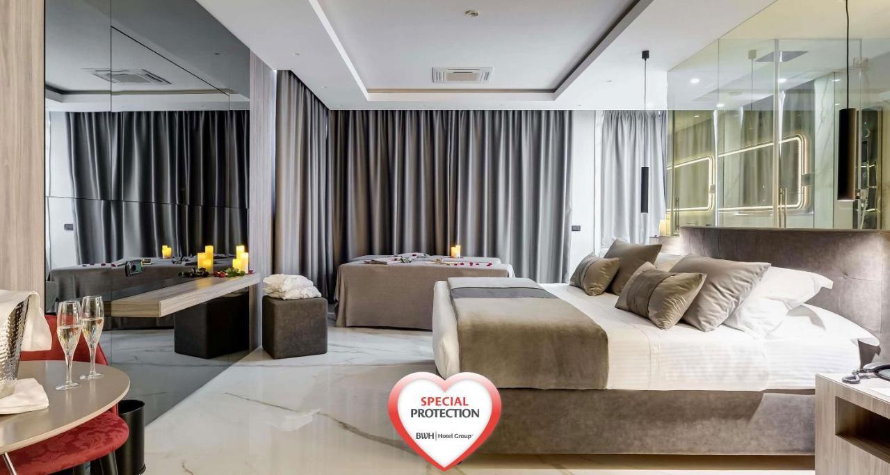 Отель  Best Western Hotel Rocca