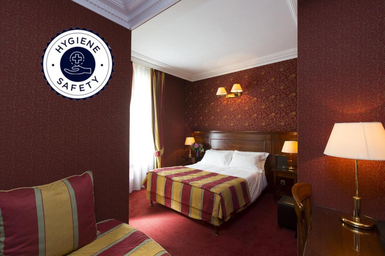Отель  Elysees Niel Hotel