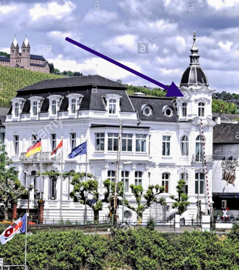 Апартаменты/квартира  Villa Sturm Rüdesheim am Rhein  - отзывы Booking