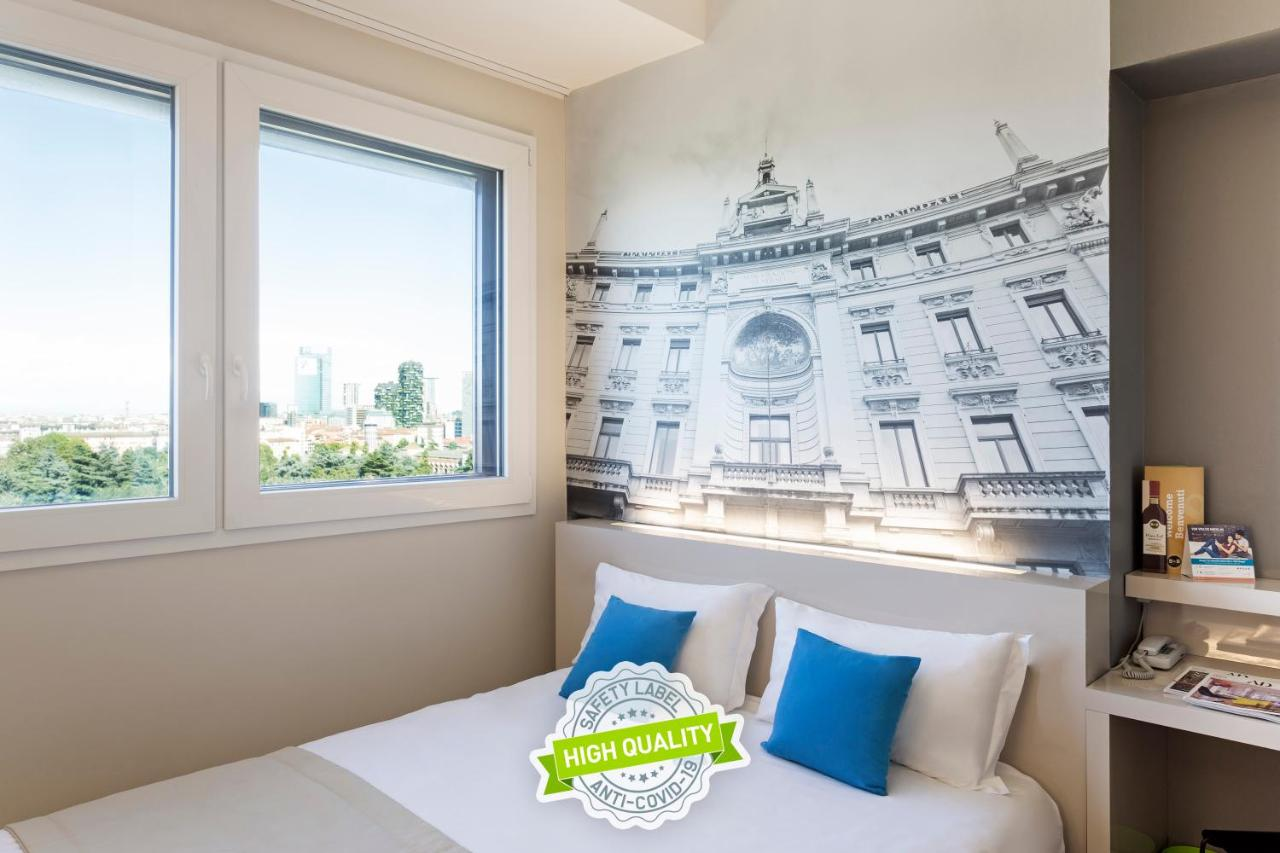 Отель  B&B Hotel Milano Cenisio Garibaldi