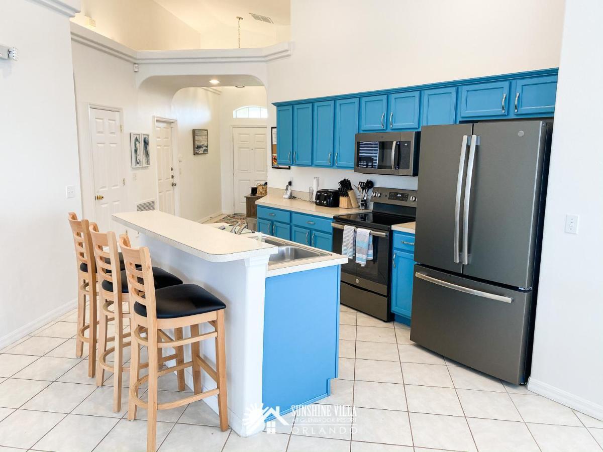 Affordable Luxury Home Near Walt Disney World Sunshine Villa At Glenbrook Resort Orlando Florida Fl Booking Com