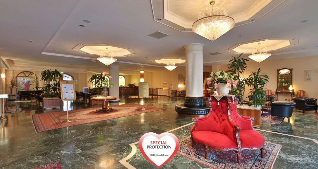 Отель  Best Western Hotel Globus City  - отзывы Booking