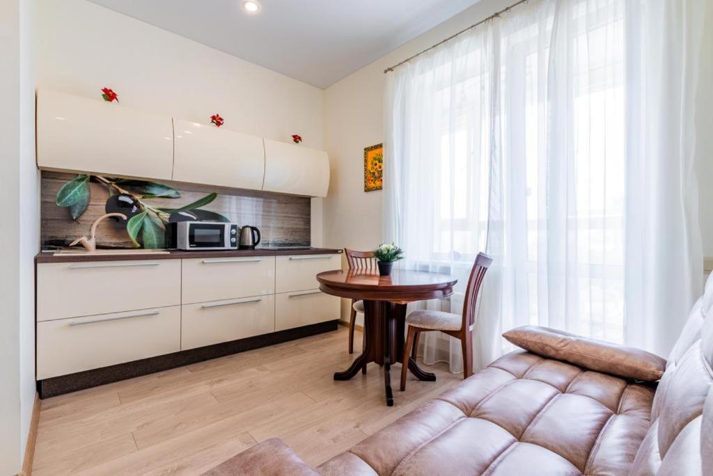 Апартаменты/квартира  Родина DreamHouse Апартаменты  - отзывы Booking