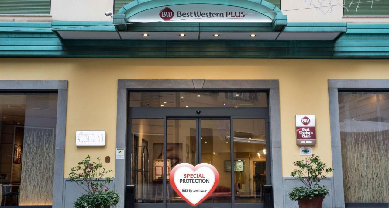 Отель  Отель  Best Western Plus City Hotel