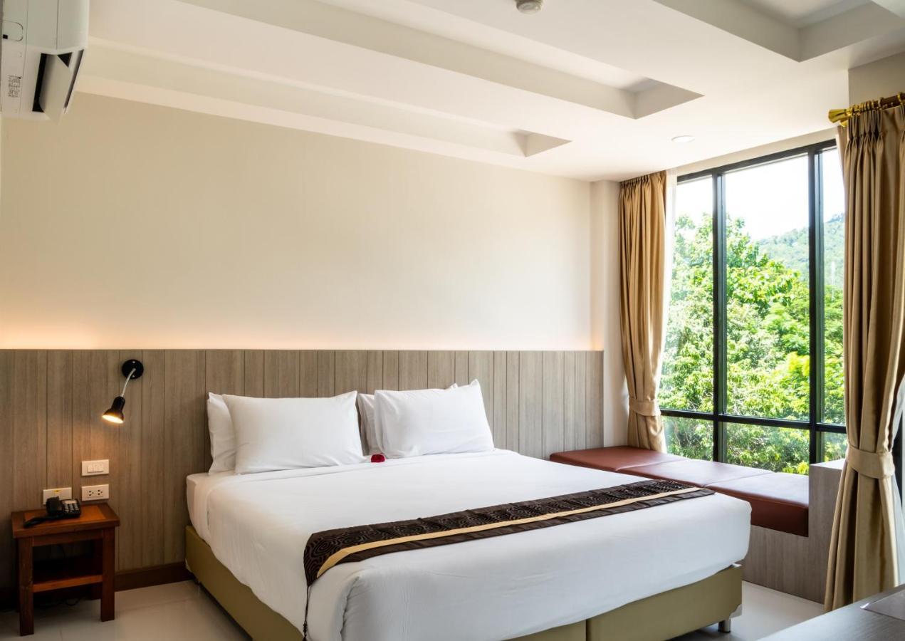 Отель  Ozone Hotel Khao Yai  - отзывы Booking