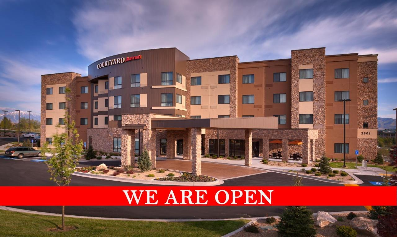 Hotel Courtyard By Marriott Lehi Ut Booking Com