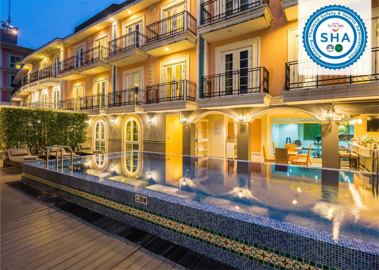 Отель  Salil Hotel Sukhumvit - Soi Thonglor 1  - отзывы Booking