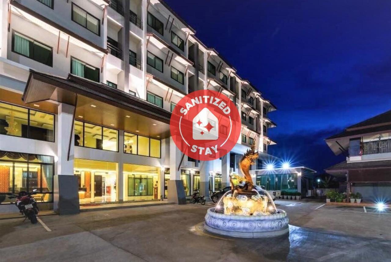 Отель  Pura Nakhon Hotel โรงแรมปุระนคร  - отзывы Booking