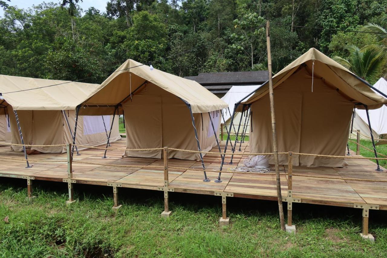 Canopy Villa Glamping Park Kampong Sum Sum Precios Actualizados 2021