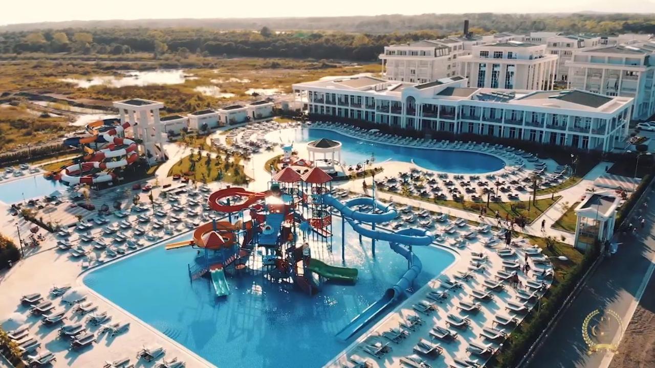 Курортный отель  Velipoja Grand Europa Resort