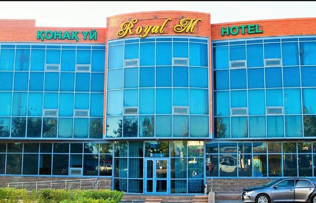 Отель  Royal M  - отзывы Booking