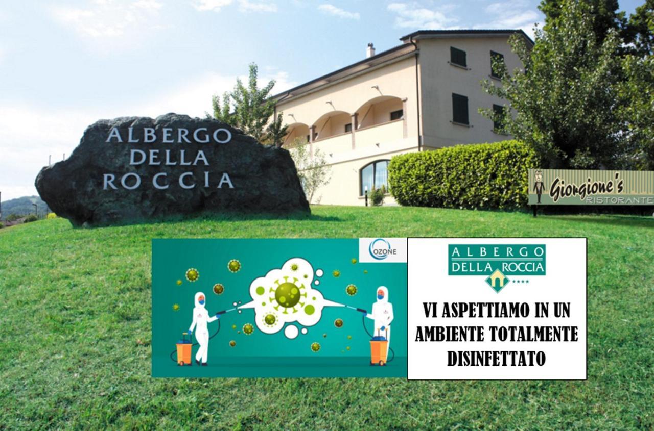 Отель  Albergo Della Roccia  - отзывы Booking