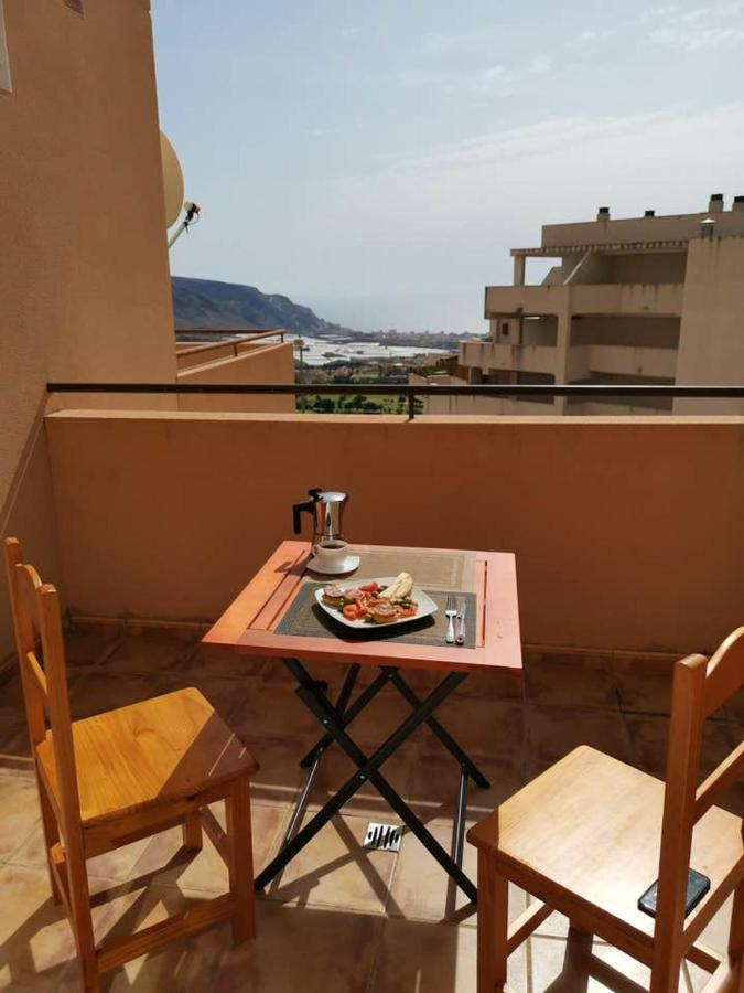 Апартаменты/квартира  Apartment With One Bedroom In La Envia With Wonderful Sea View And Furnished Terrace
