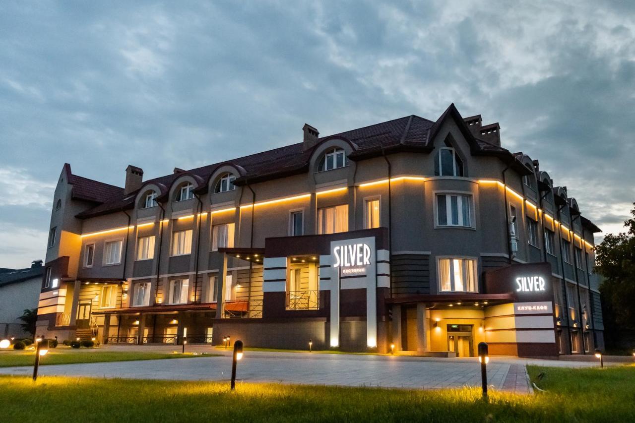 Отель  Отель  Готельно-рестораний комплекс Silver