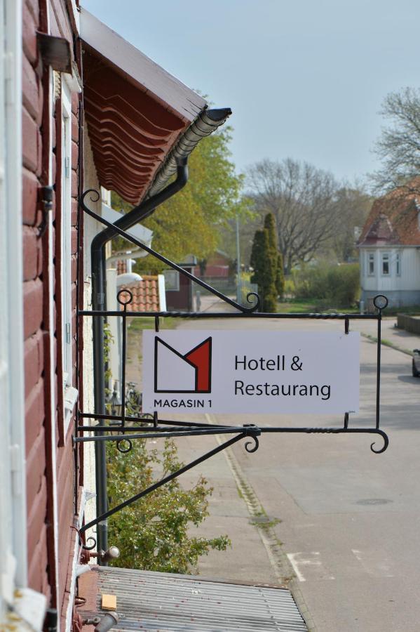 Отель Hotell Magasin 1 - отзывы Booking