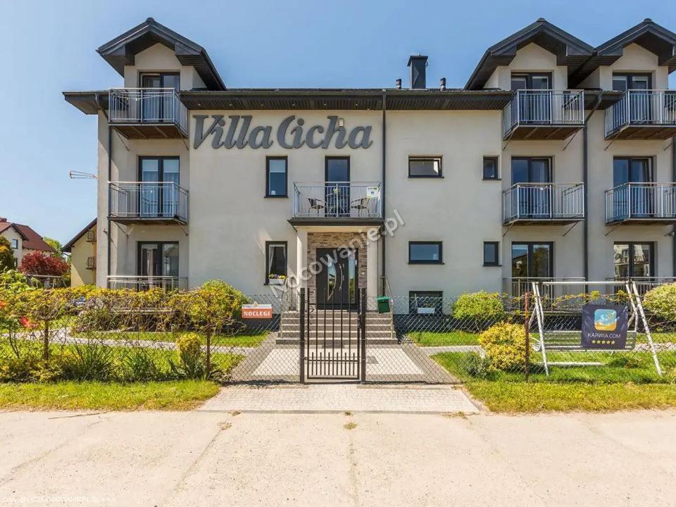 Проживание в семье  Villa Cicha  - отзывы Booking