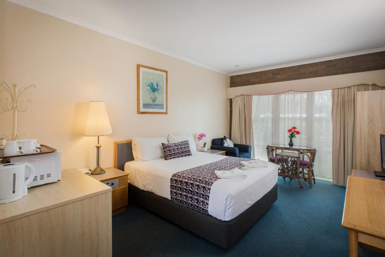 Мотель  Мотель  Australia Park Motel