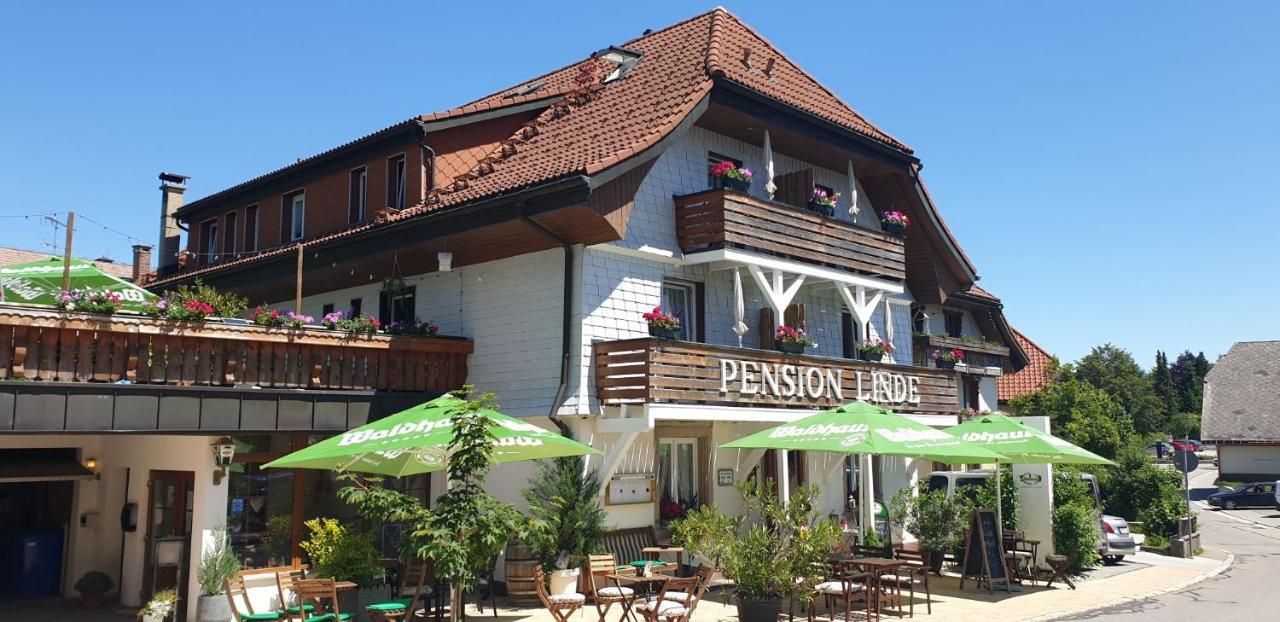 Гостевой дом  Pension Linde