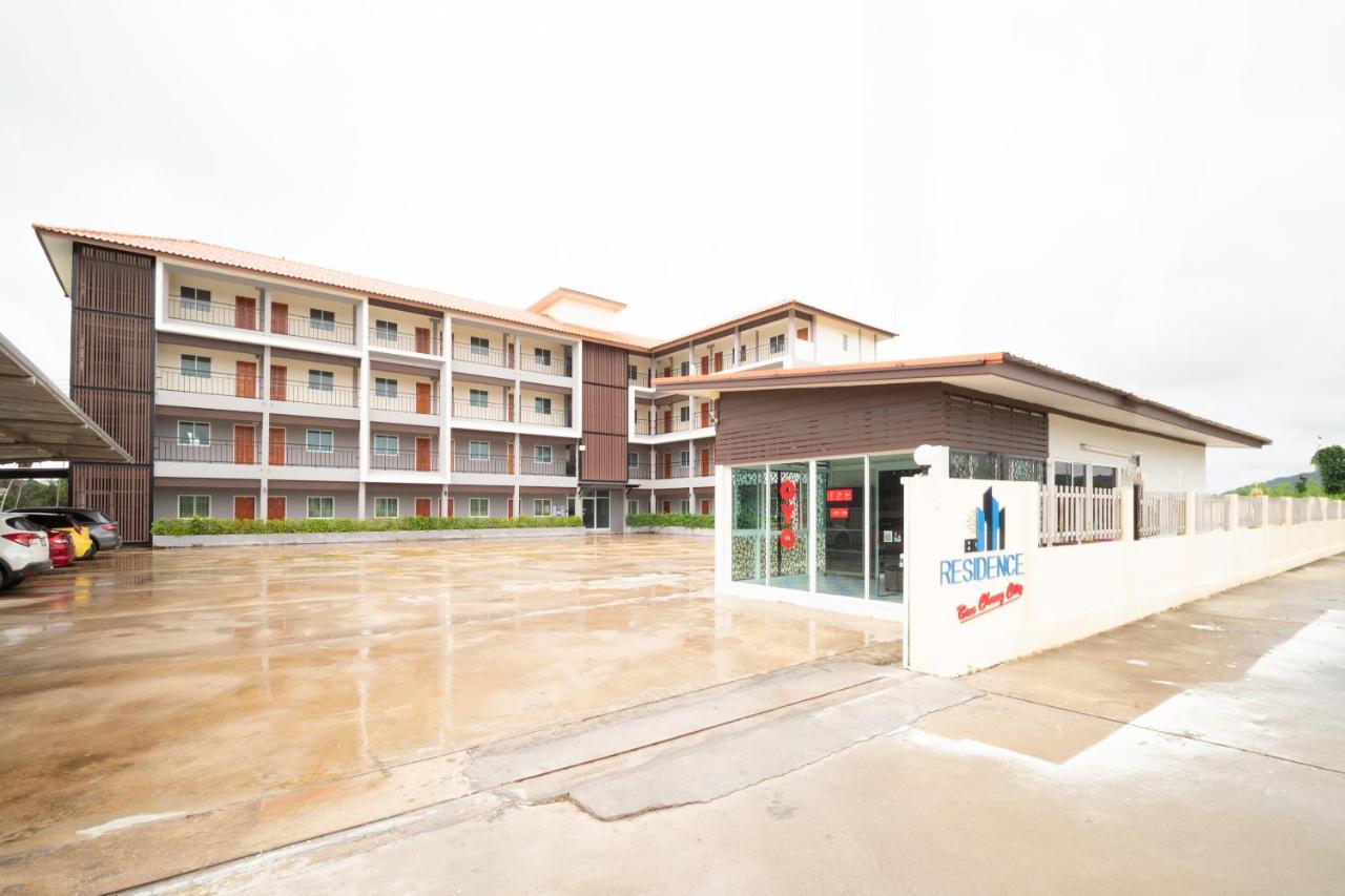 Отель  OYO 1047 Ek Residence Banchang City