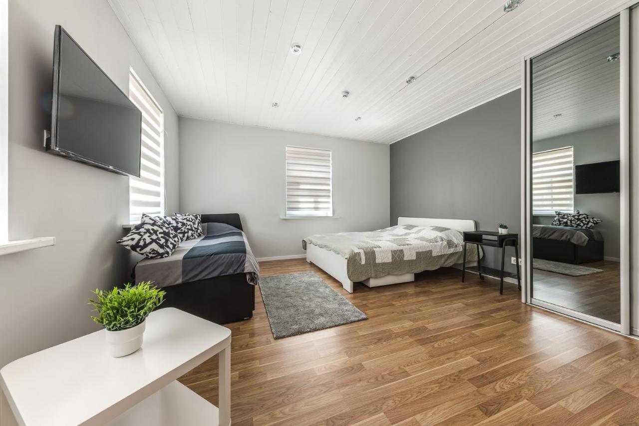 Апартаменты/квартиры  Strautu Lux Apartment  - отзывы Booking