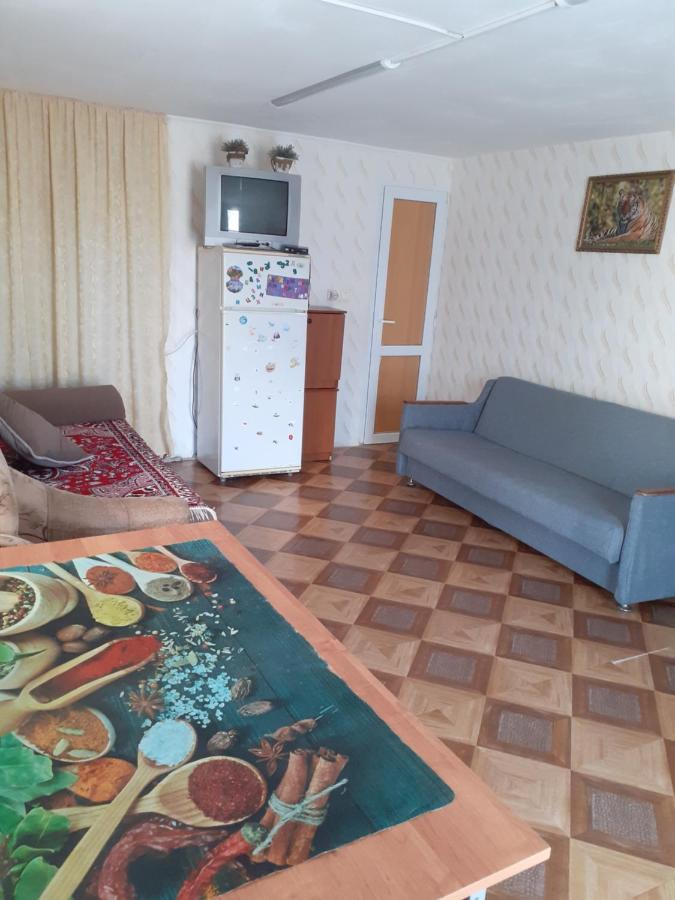 Гостевой дом квартира - студия на Приреченской