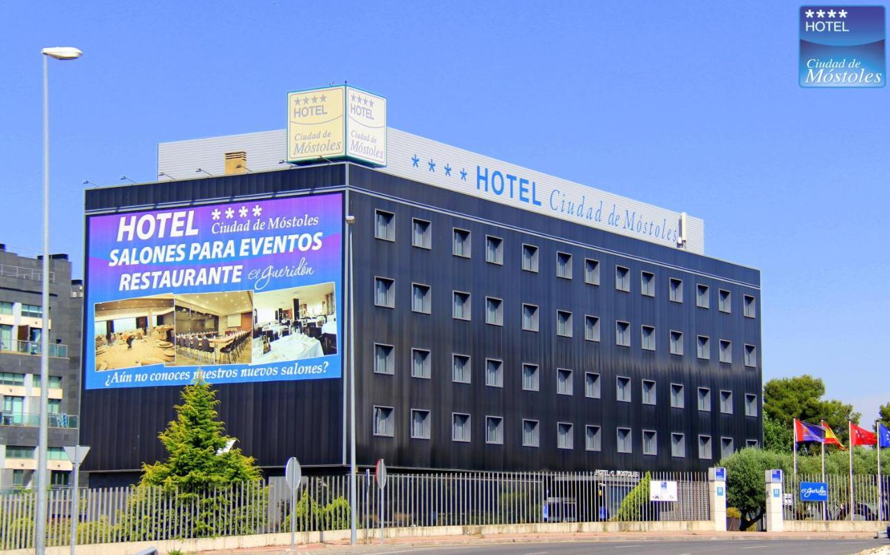 Hotel Ciudad De Mostoles Mostoles Updated 2020 Prices