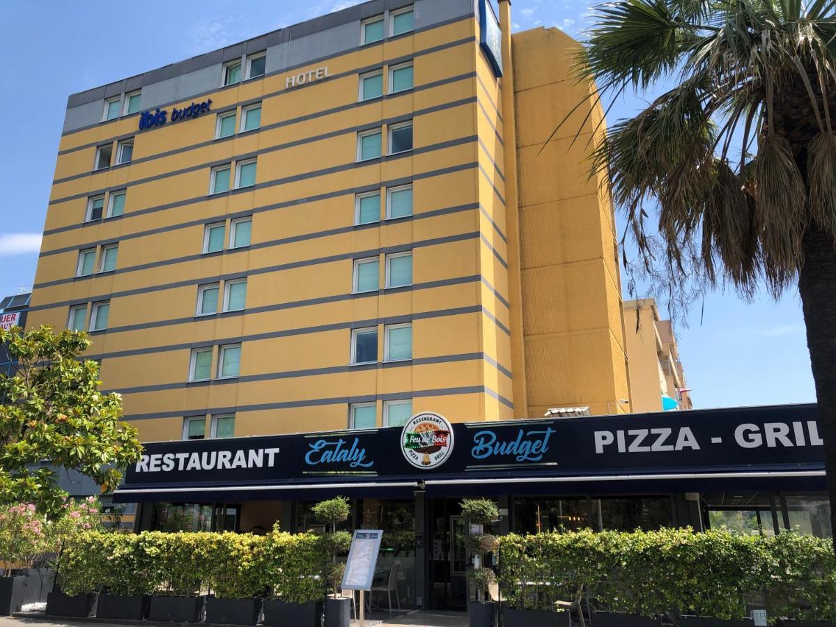 Отель  Hotel Ibis Budget Nice Palais Nikaia  - отзывы Booking