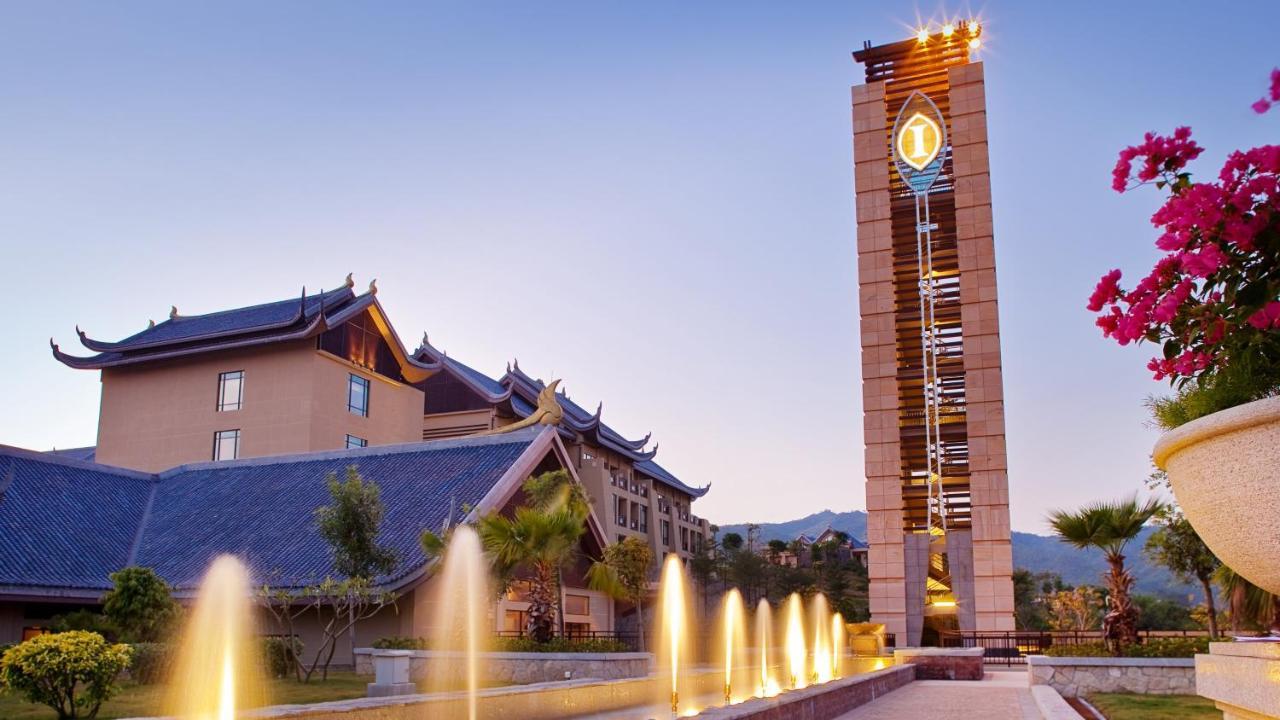 Курортный отель Курортный отель InterContinental Huizhou
