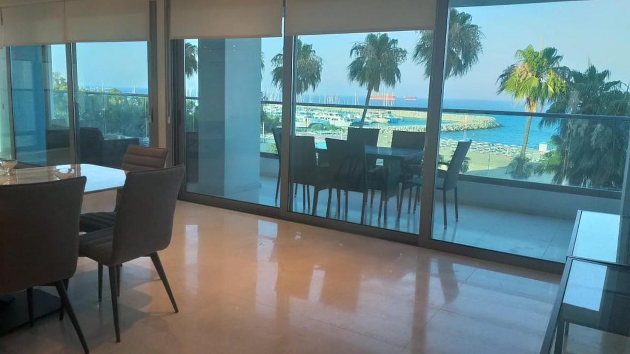Апартаменты/квартира  Horizon Luxury Suite At Finikoudes Beach 301