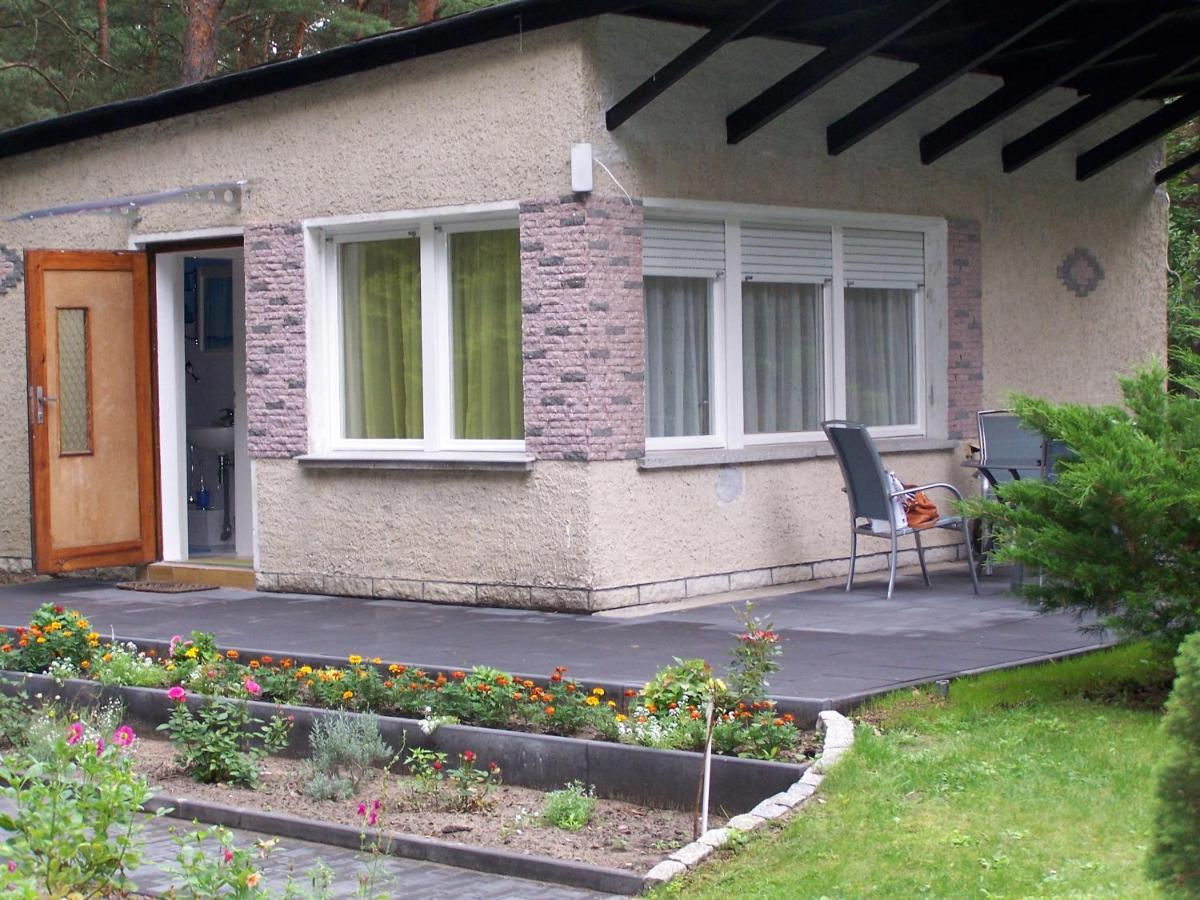 Дом для отпуска  Ferienhaus Waldoase