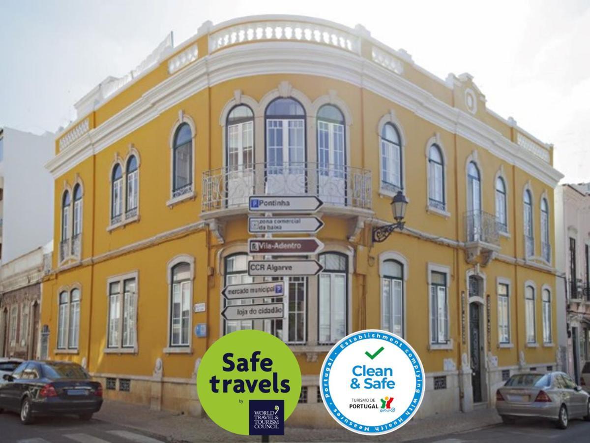 Хостел  Хостел  Baixa Terrace Hostel By My Choice Algarve