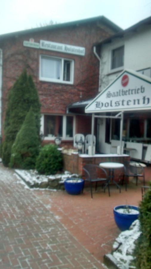 Отель  Holstenhof  - отзывы Booking