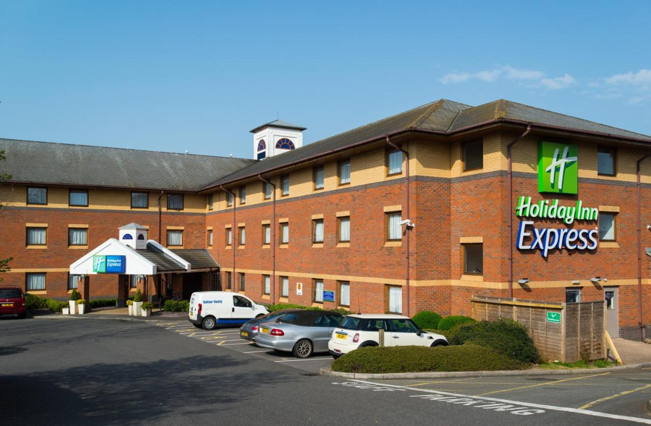 Отель  Отель  Holiday Inn Express Exeter