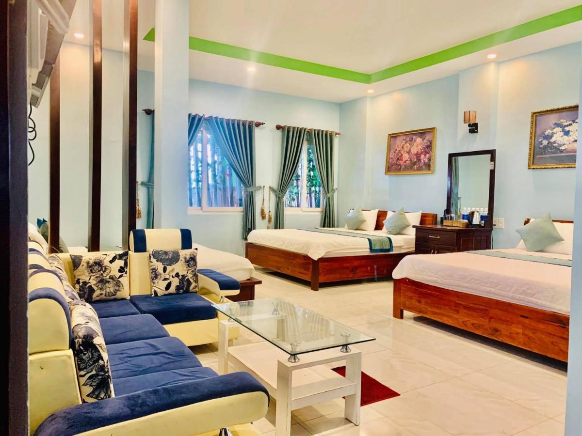 Отель Anh Vu Hotel & Restaurant Phu Quoc