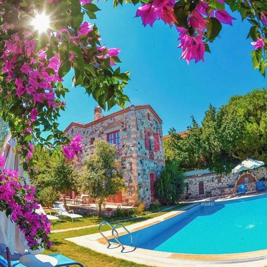 Отель  Alacati Zeytin Konak Hotel