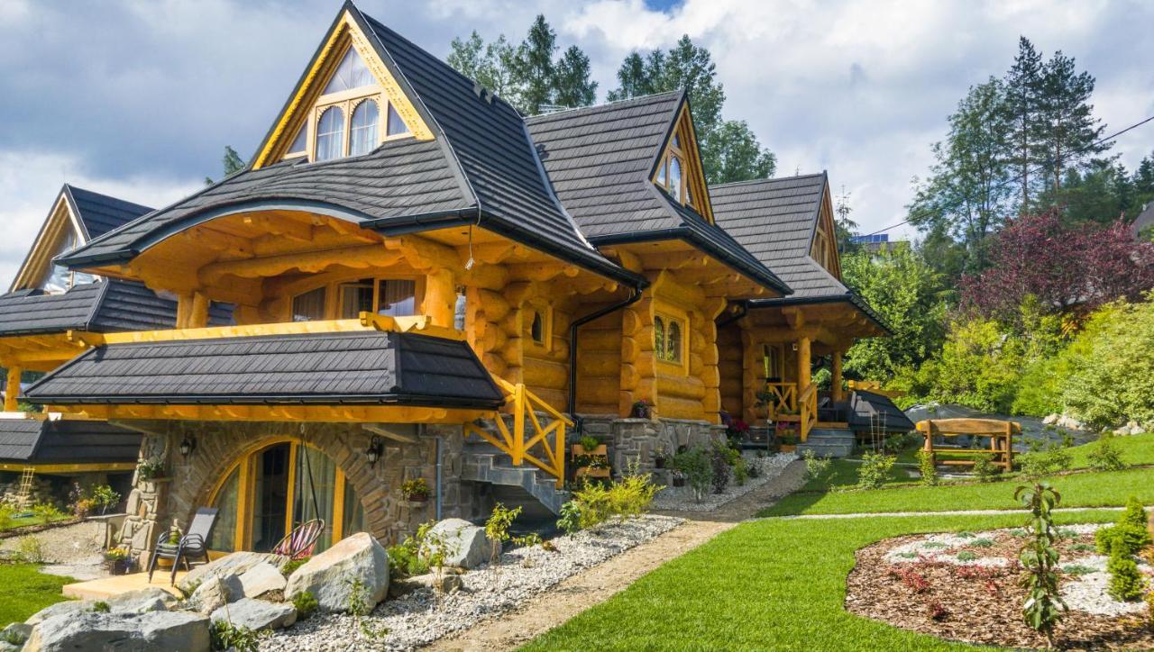 Шале  Przystań W Tatrach - Przytulne Domki I Apartamenty-Luxury Chalets And Apartments