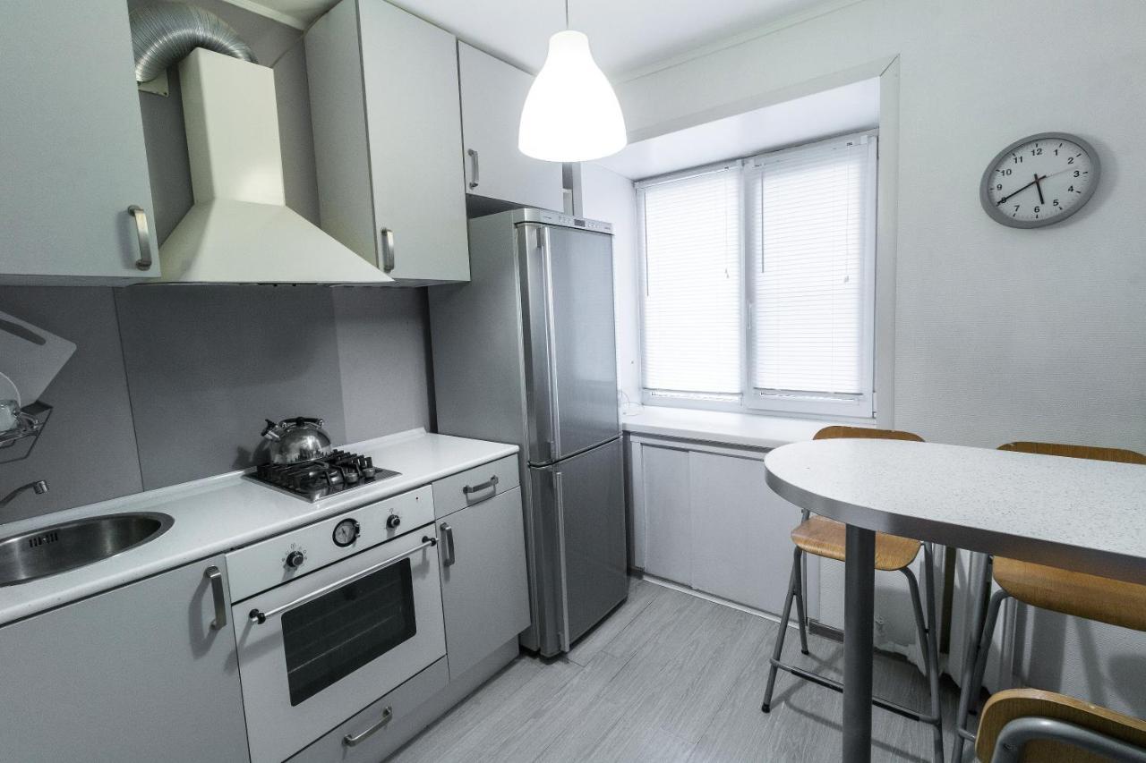 Апартаменты/квартира  Современная квартира на Маркса 77 - ЖД Вокзал  - отзывы Booking