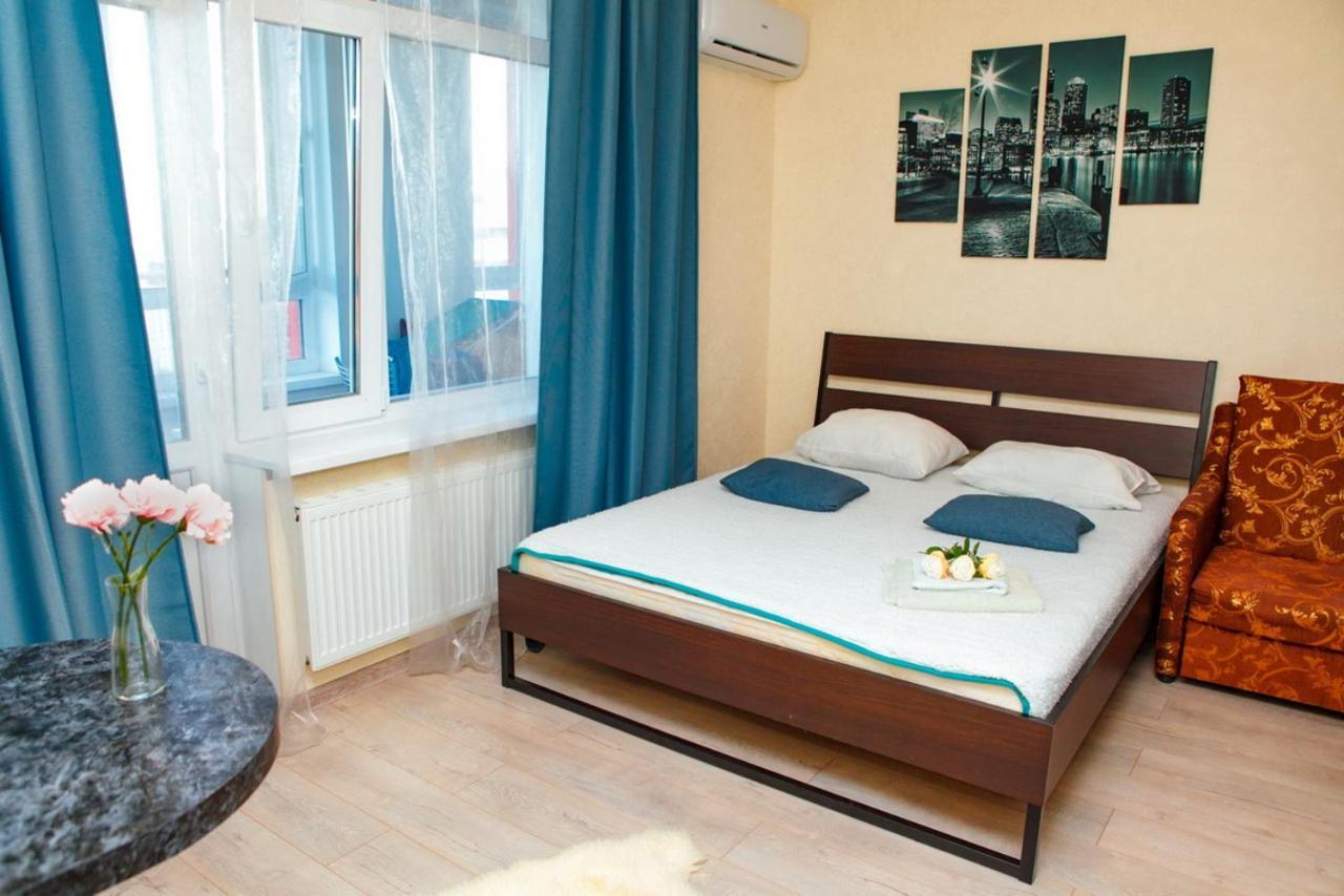 Апартаменты/квартира  Khimki House - Апартаменты в Левобережном  - отзывы Booking