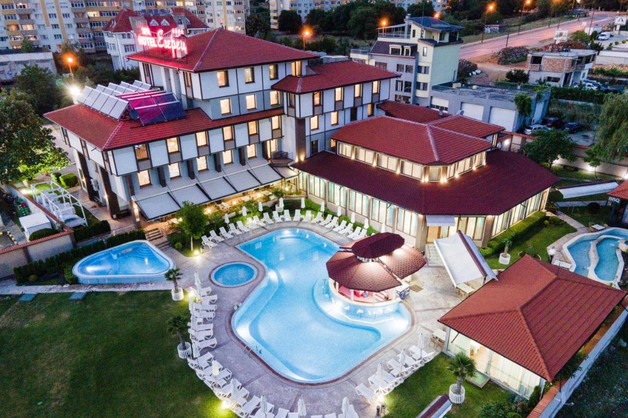 Отель  Spa Hotel Ezeretz Blagoevgrad  - отзывы Booking