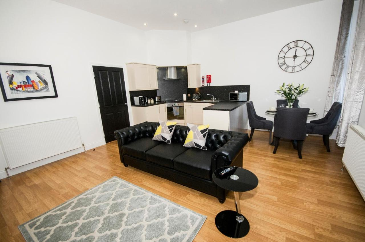 Апартаменты/квартиры  Parkhill Luxury Serviced Apartments - City Centre Apartments