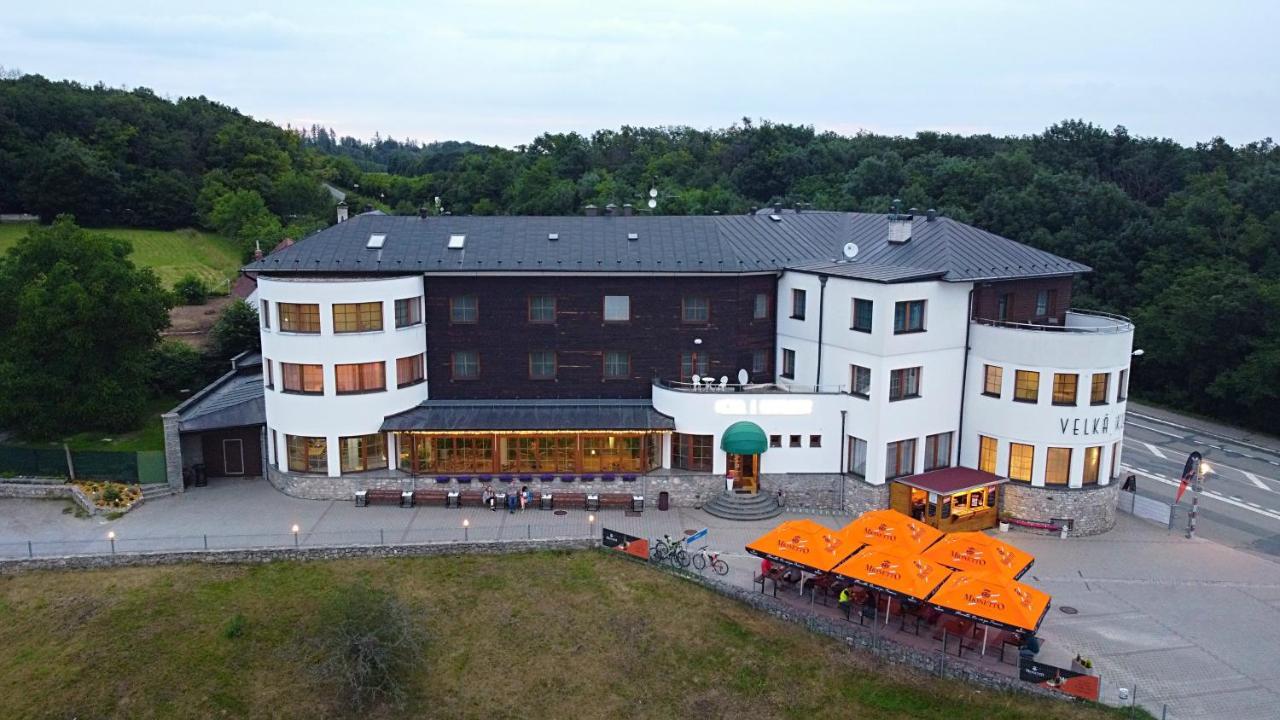 Отель  Отель  Hotel Velká Klajdovka