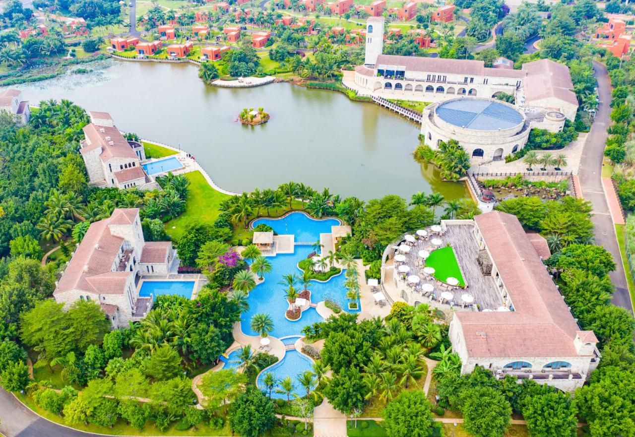 Отель Hainan Xikang Wellness & Resorts - отзывы Booking