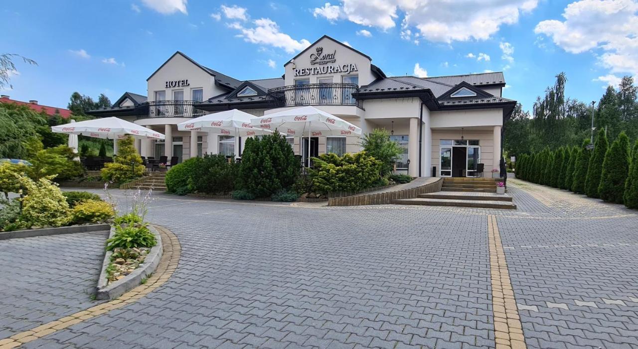 Отель  Hotel - Restauracja Koral