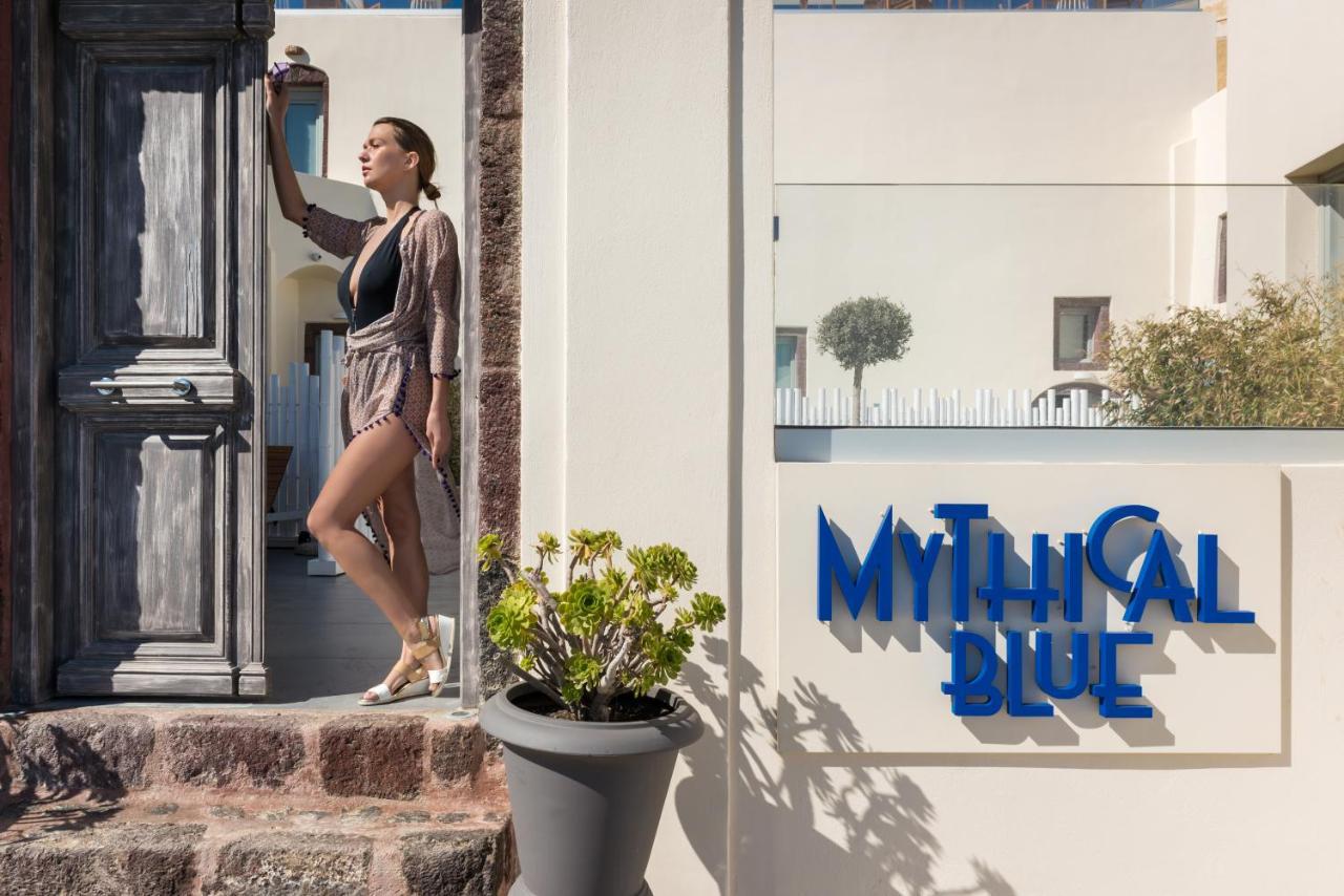 Отель  Mythical Blue Luxury Suites