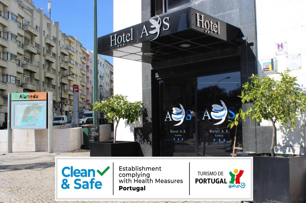 Отель  Hotel A.S. Lisboa