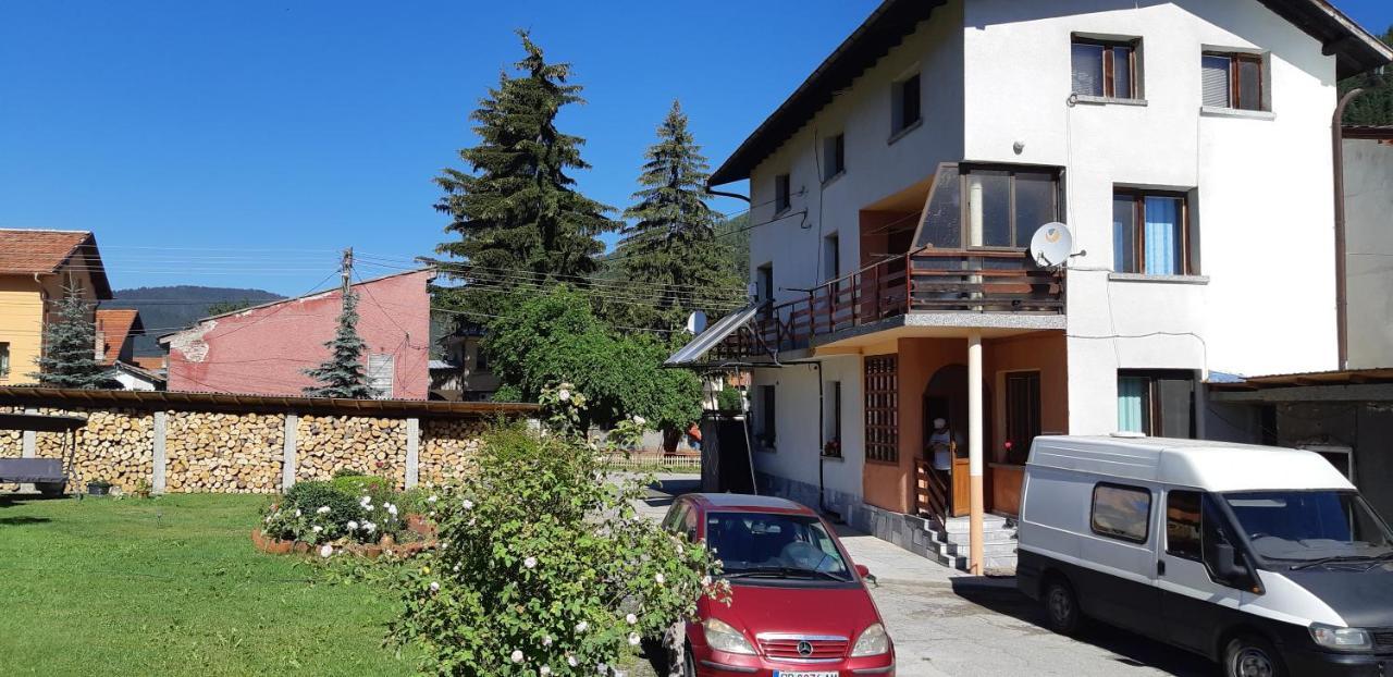 Гостевой дом  Family Hotel Ecorelax