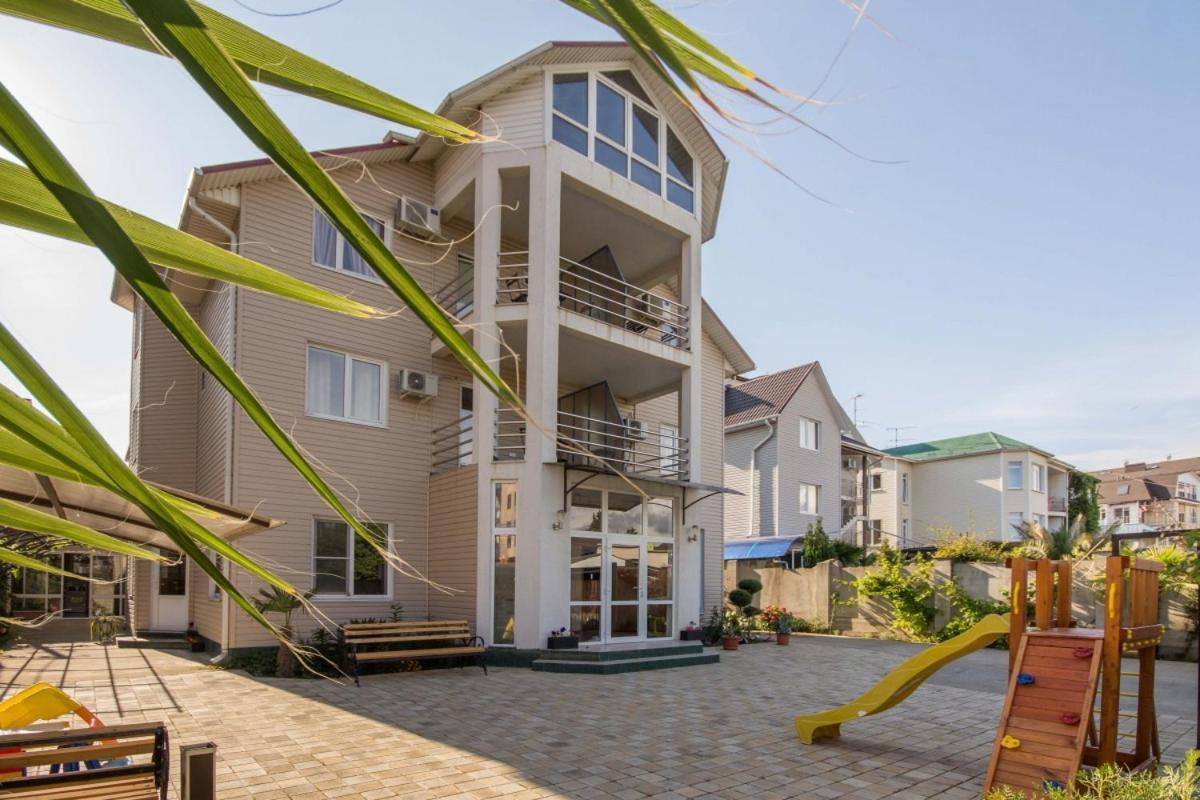Гостевой дом  Домик у моря