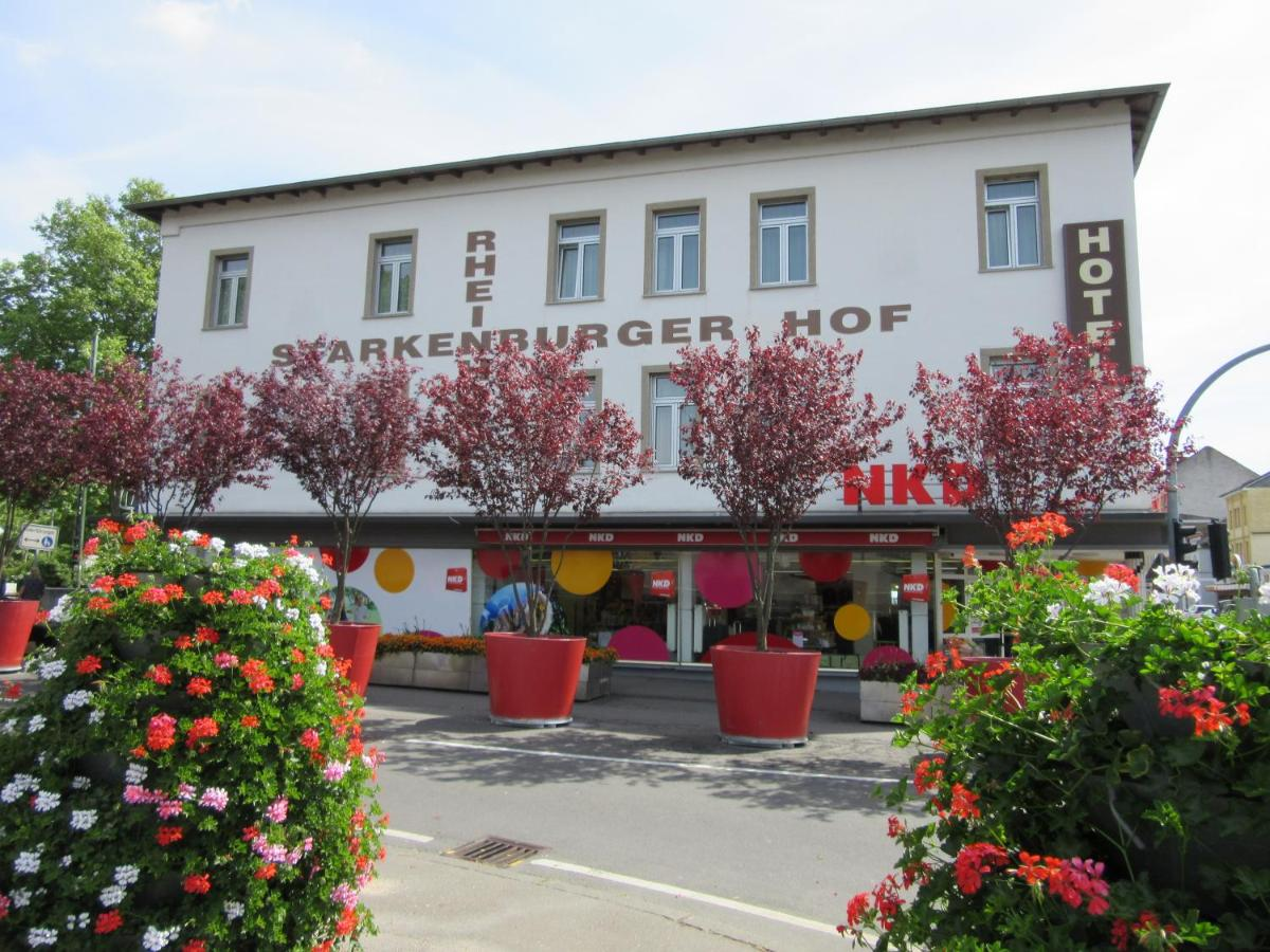 Отель  Rheinhotel Starkenburger Hof  - отзывы Booking
