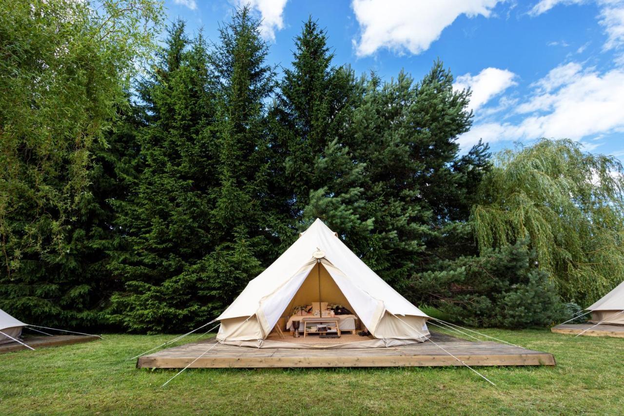 Фото Люкс-шатер Luxury Camping - GLAMM