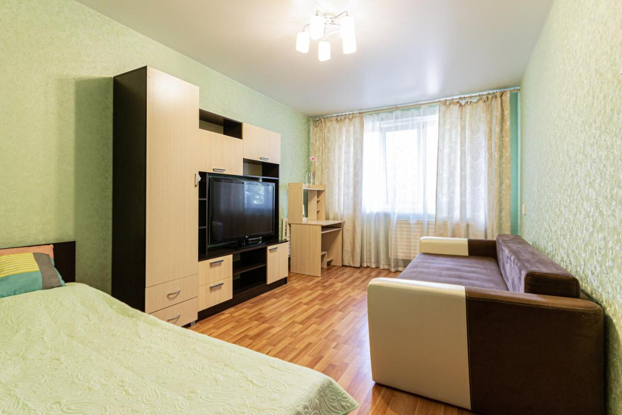 Апартаменты/квартира  Комфортабельная квартира в Зелёной Роще  - отзывы Booking